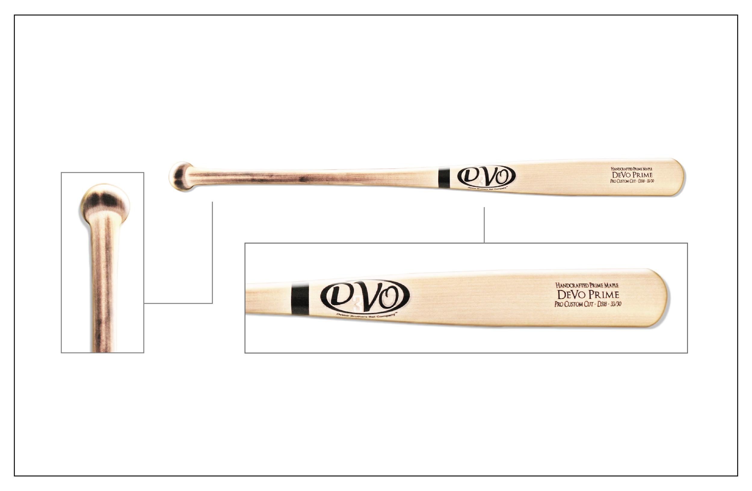 DeVo Bats D318_Display
