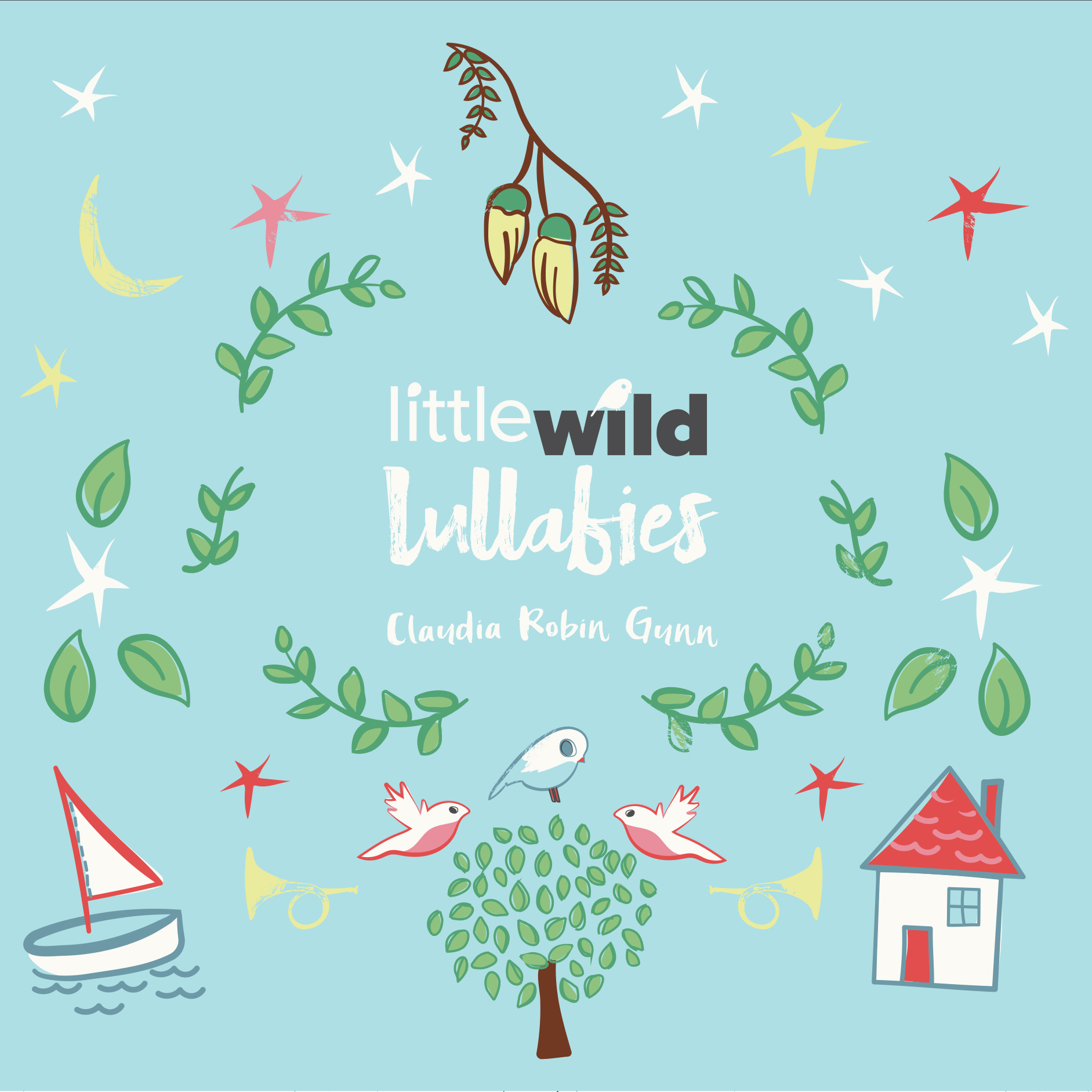 Little Wild Lullabies - Listen on Spotify!