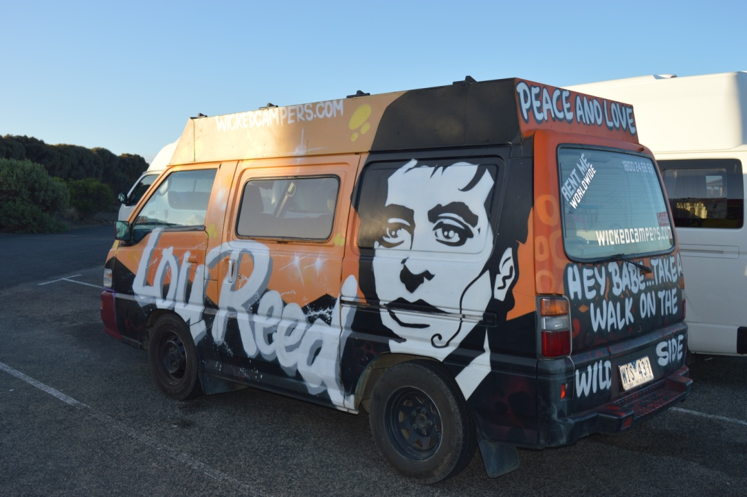 I liked this van.