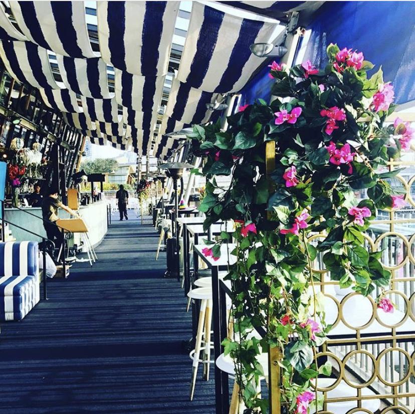 CGU, Cafe Del Mar