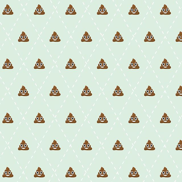 Pulled this one from the archives in honor of #WorldEmojiDay! 💩👀 Only the best for you, friends. 🤗          #kismetcreates #creativekismet #colorlove #minimalstyle #atxartist #austindesign #graphicdesign #design #printdesign #pattern #patterndesign #patternlove #emoji