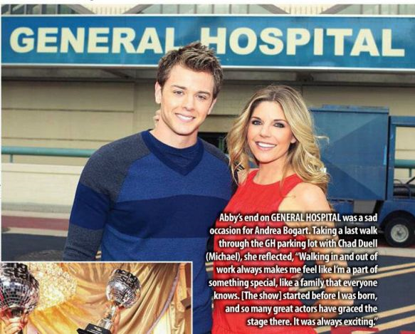 Photo by:  ABC Soaps In Depth~ Jim Warren