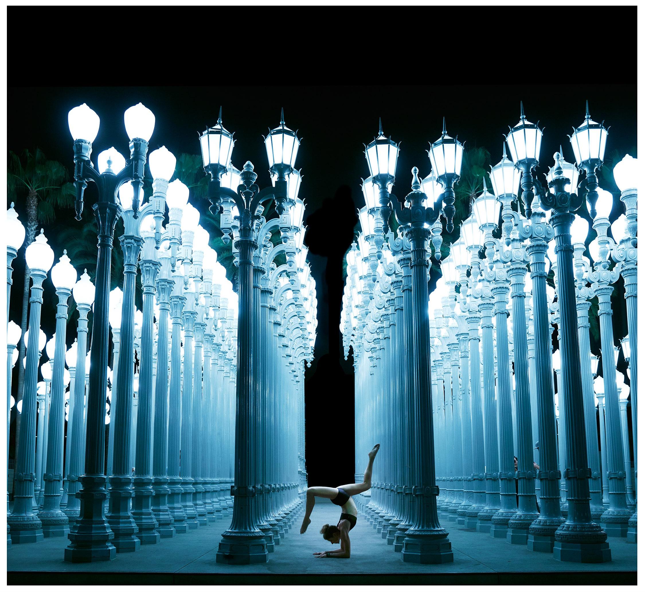 Urban Lights of Los Angeles