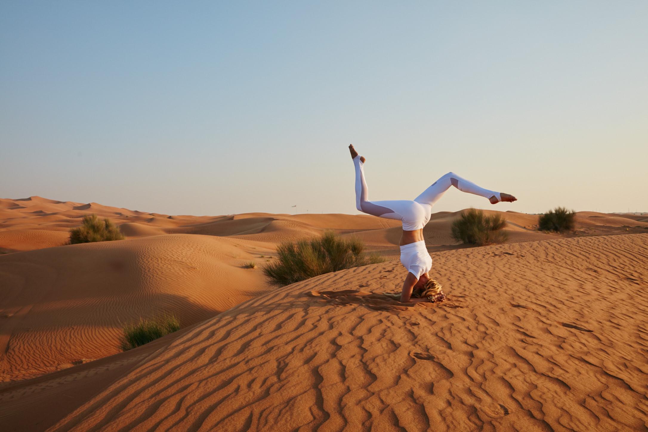 Dubai, Red Dunes