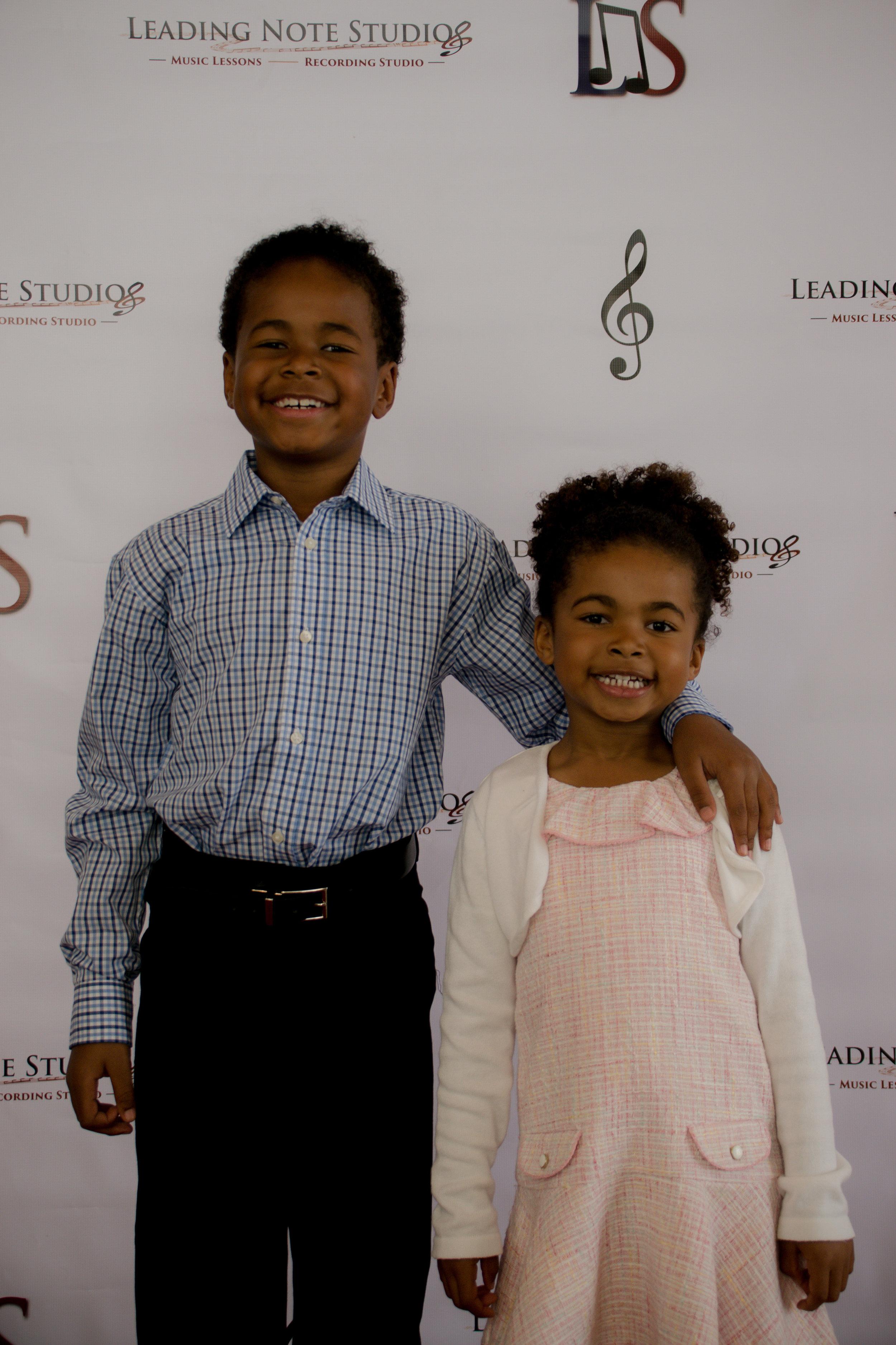 Sage & Taj Brandon