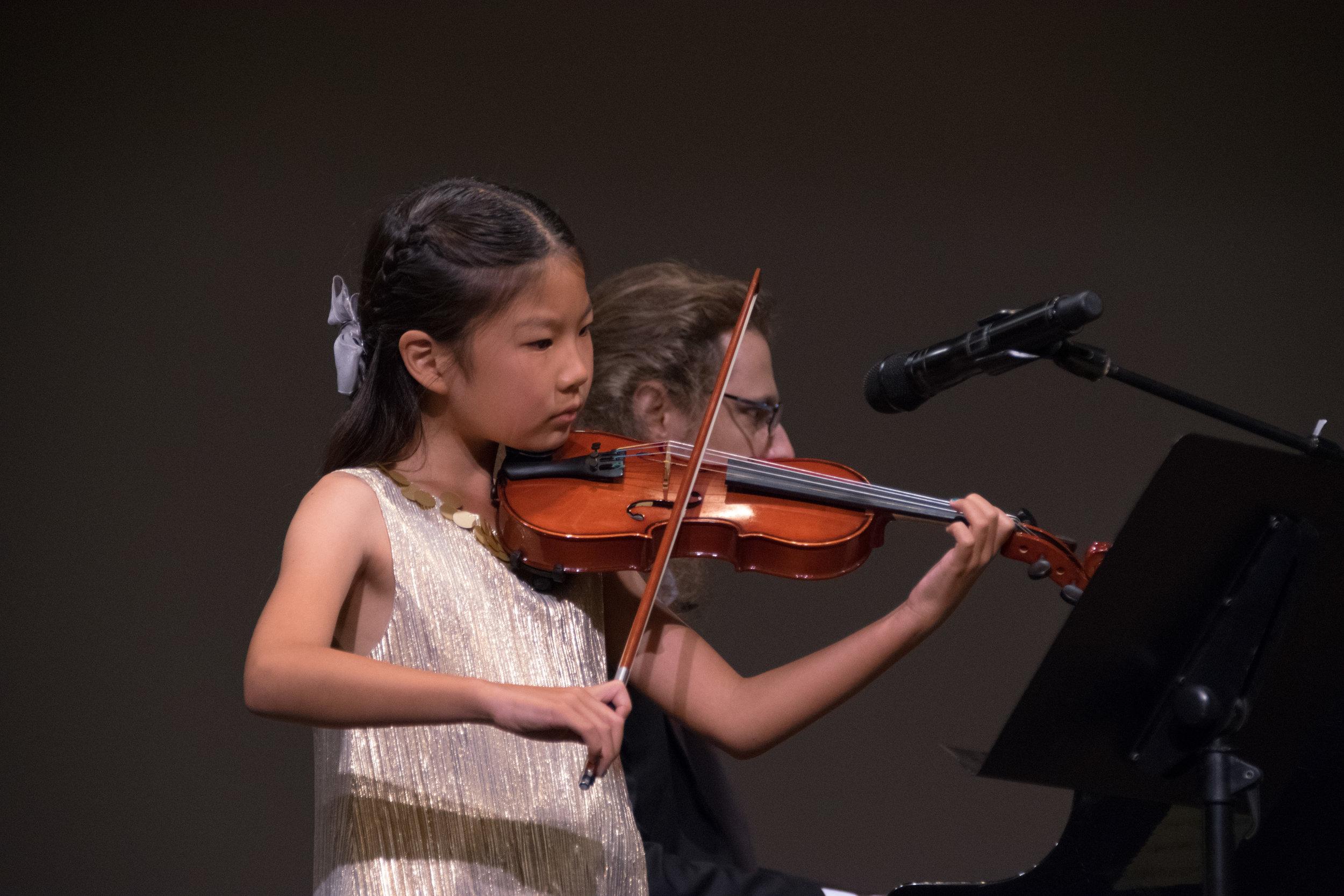 Claire Yun w/George Volkov