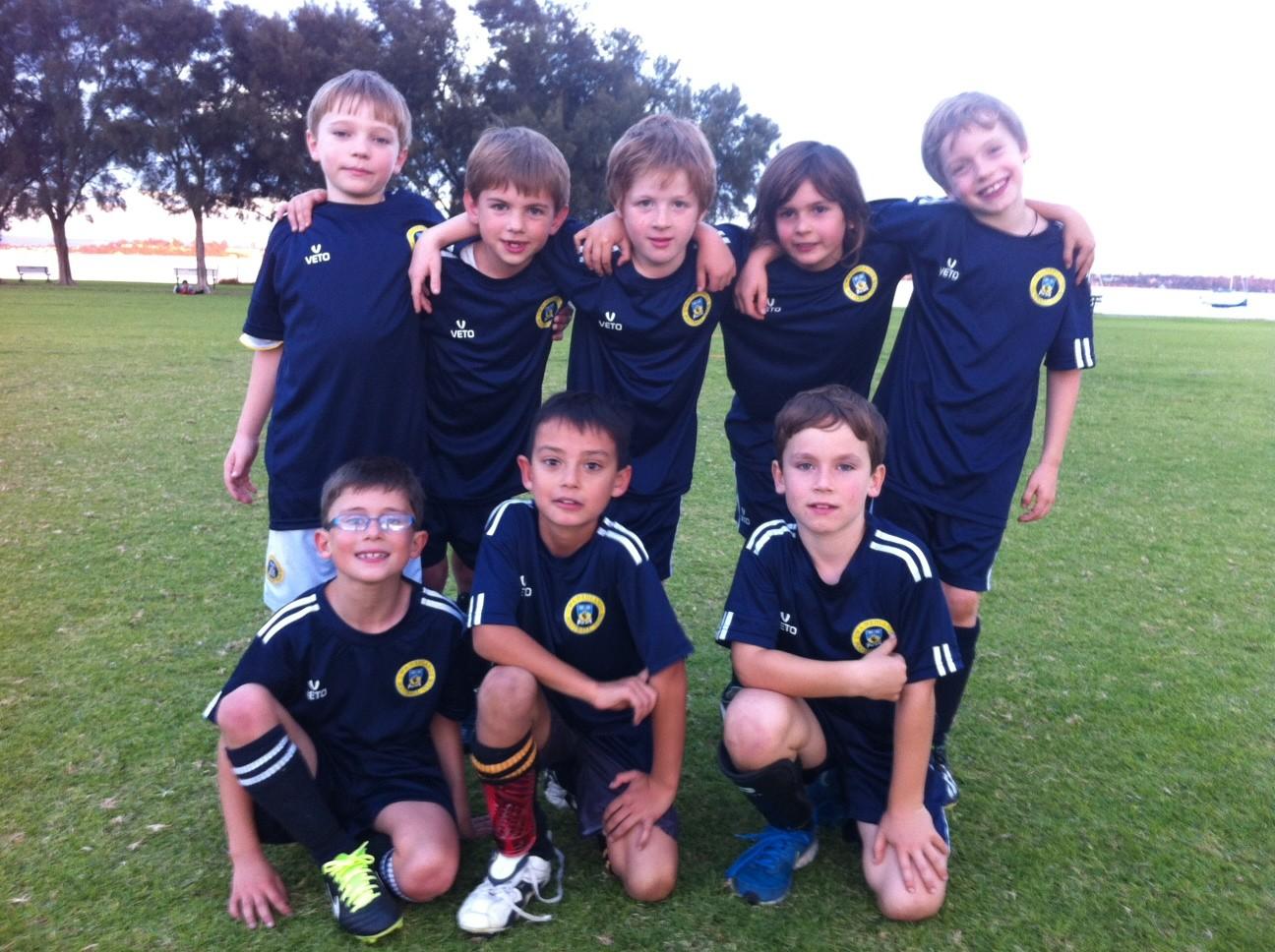 junior teams uwanfc