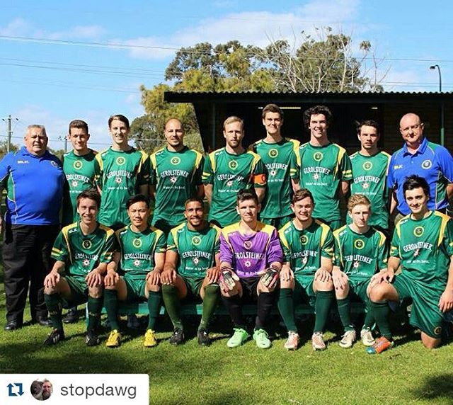 #Repost by @stopdawg ・・・ Good to finish the season with a win. Great bunch of lads, now for a well earned rest. #uwanfc