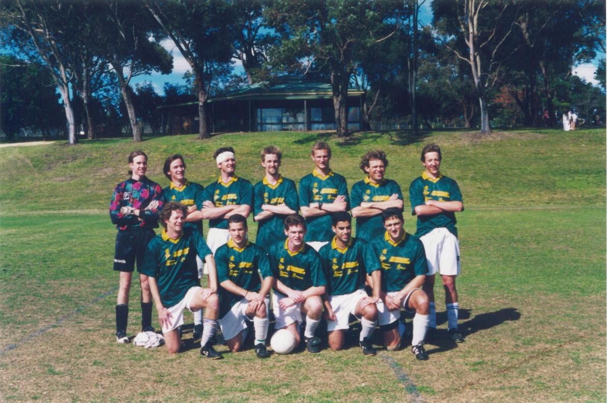 UWA 1998 1st Team