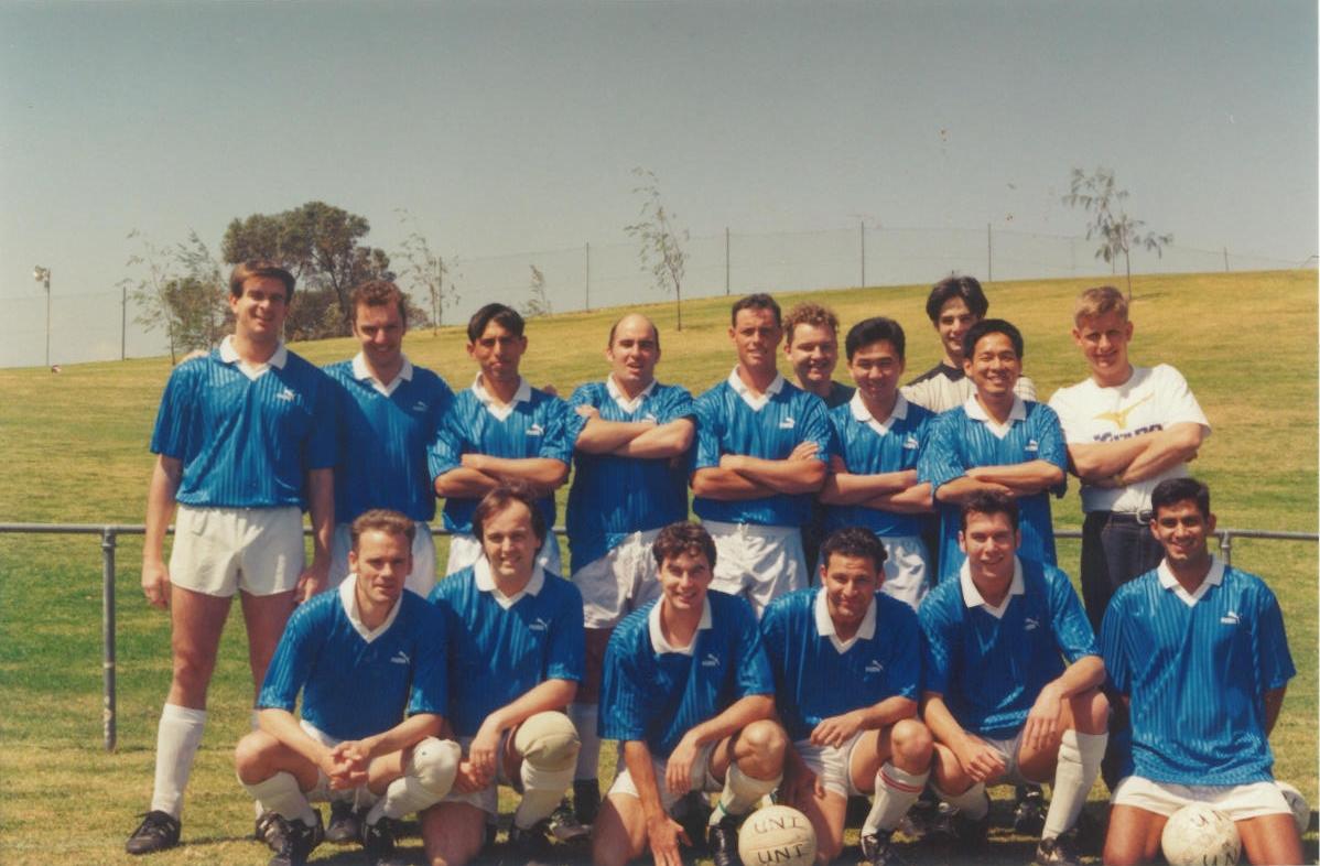 UWA 1991 Reserves