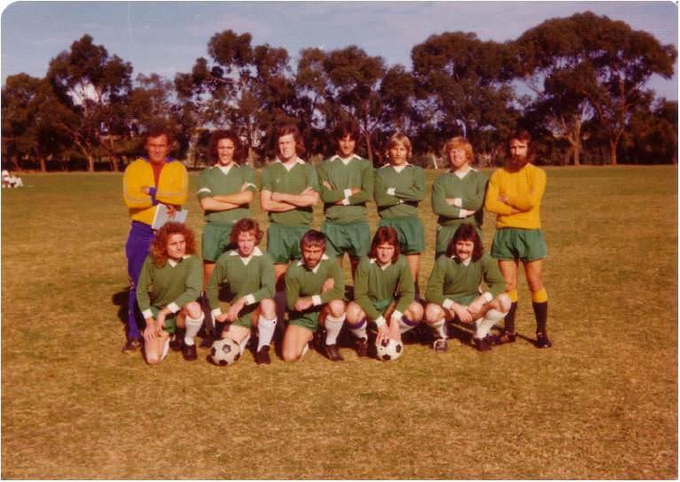 1976 Team Photo