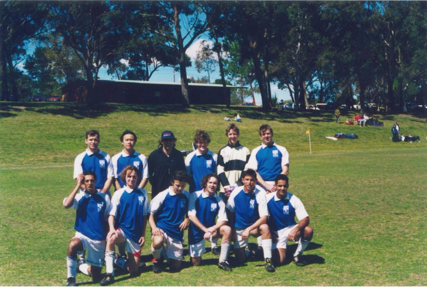 UWA 1998 Reserves