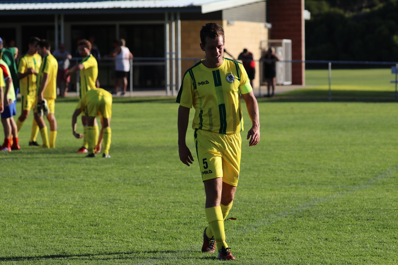 A strike from the skipper helped lift UWA TO A 3-1 CUP WIN OVER QUINSS