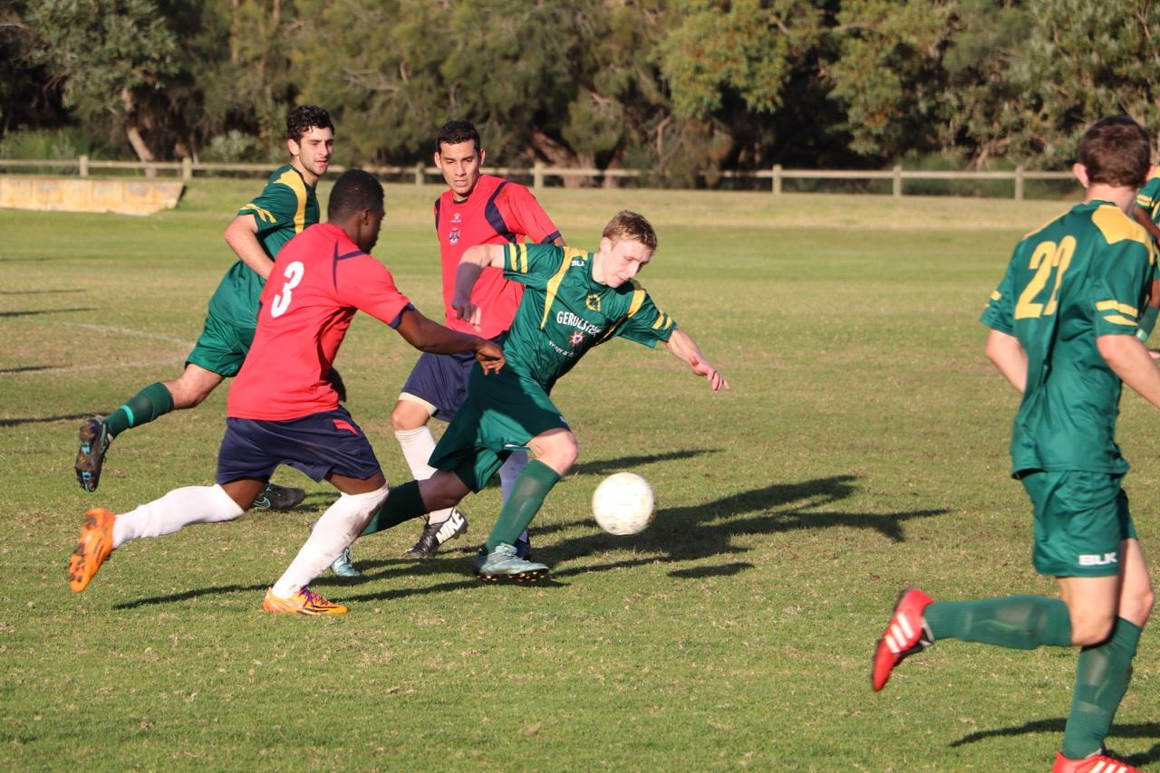 UWA TOOK MAXIMUM POINTS AGAINST DIANELLA ON BOTH OCCASIONS LAST SEASON