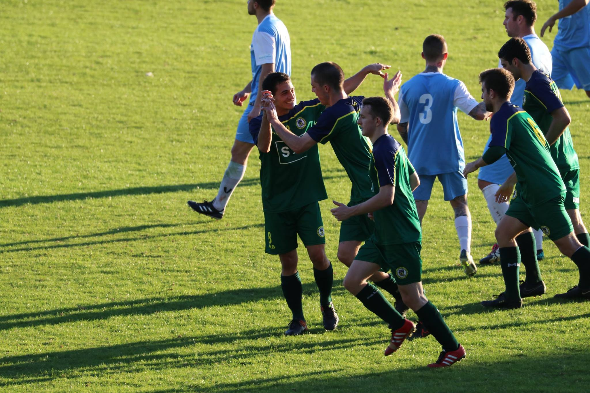 DEVLIN'S BRACE WASN'T ENOUNG LAST TIME OUT AGAINST ROCKINGHAM - CREDIT: GABRIELE MALUGA