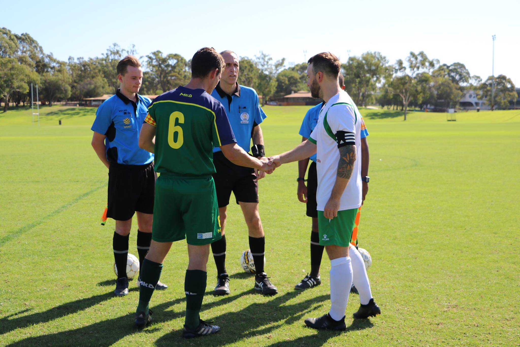 UWA ended their pre-season with just one competitive defeat - Credit: Gabriele Maluga