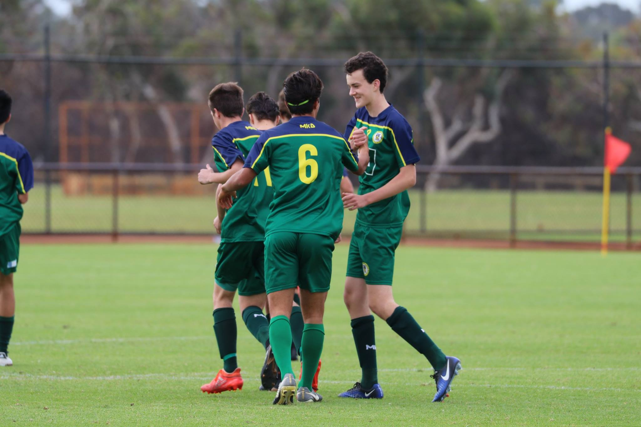 The U18's secured another three points in a 3-1 win - Credit: Gabriele Maluga