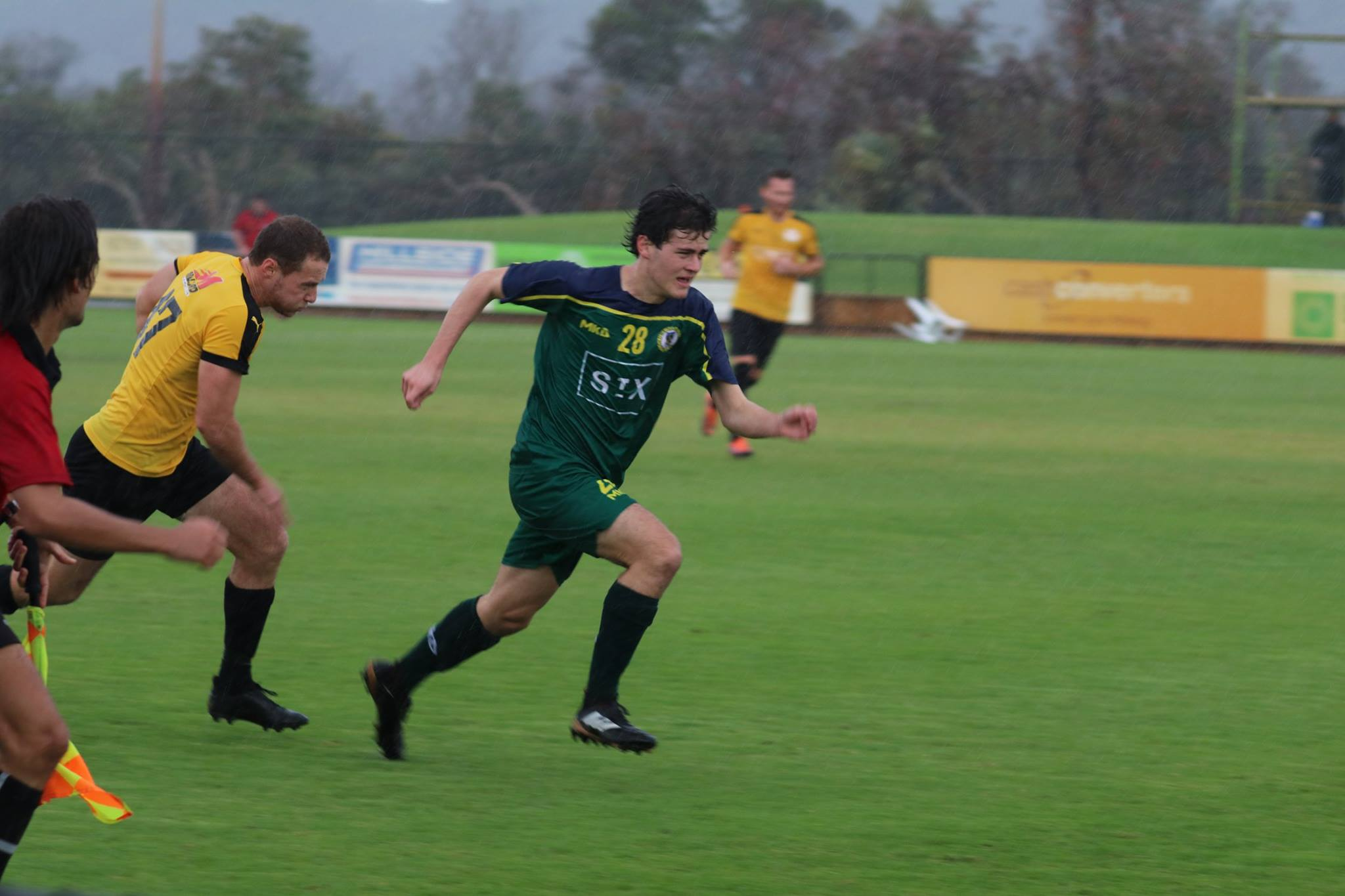 Sam Guthridge was superb at right-back in the win over his former side - Credit: Gabriele Maluga