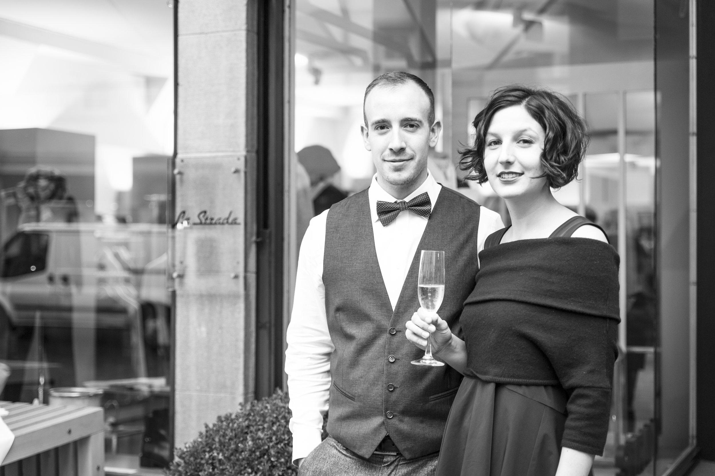 Eröffnungs Apéro La Strada Boutique