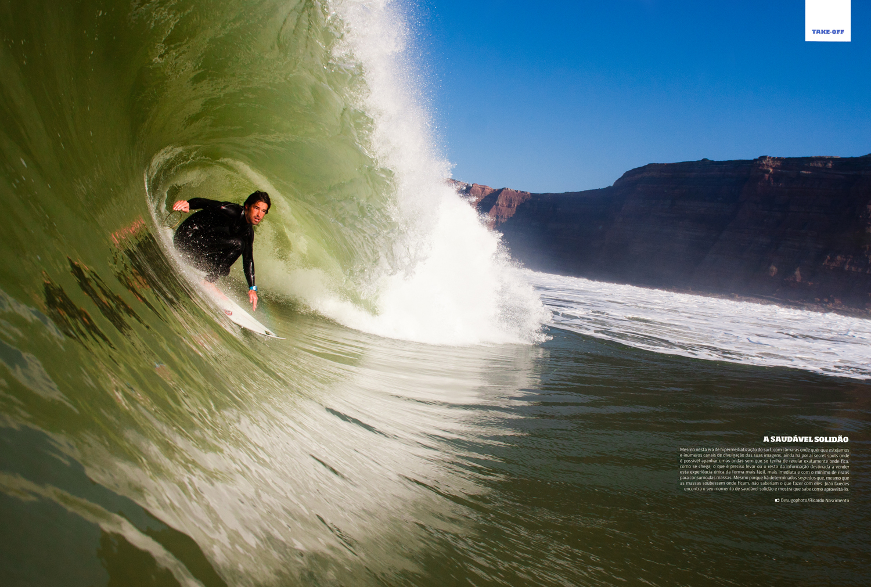 Surf Portugal Magazine