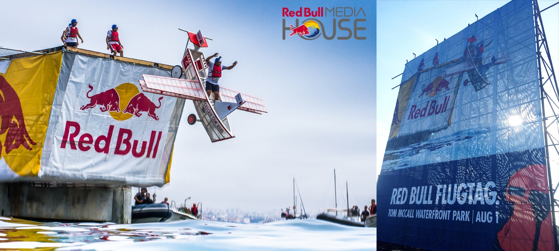 Official Photo for Red Bull FlugtTag Portland Oregan