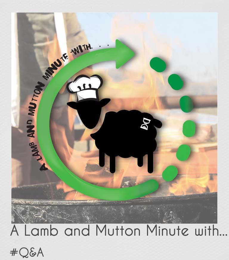 At lamb and mutton SA it is our mission in life to keep lamb and mutton meat on South Africans' plates and, in fact, to make it their number 1 meat of choice! We love and admire many individuals in the South African food industry who performs magic with South African lamb and mutton meat! In this feature we will have the best foodies in South Africa give us a minute of their time to share their thoughts on South African lamb and mutton meat!