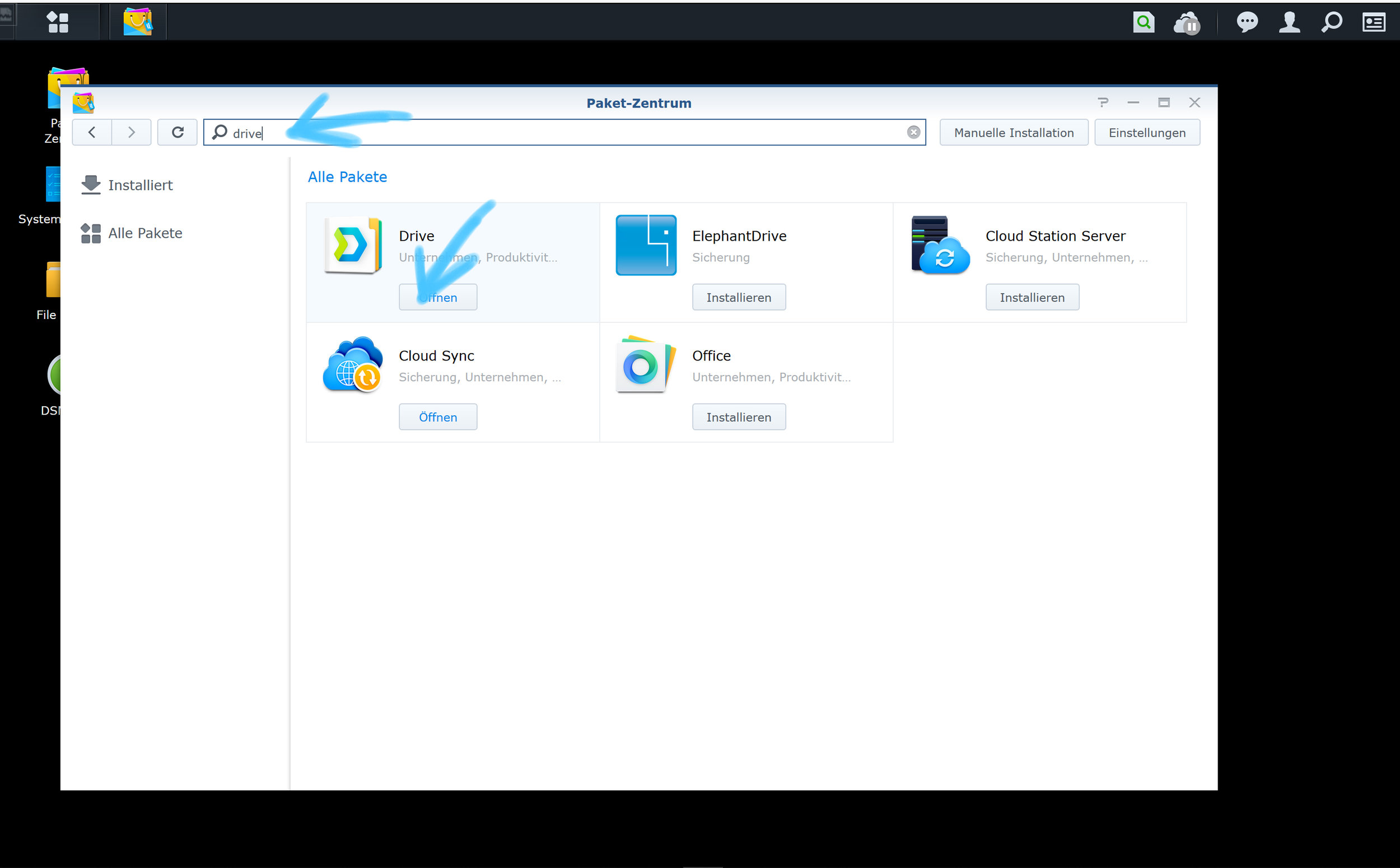 Synology NAS - Synology DRIVE