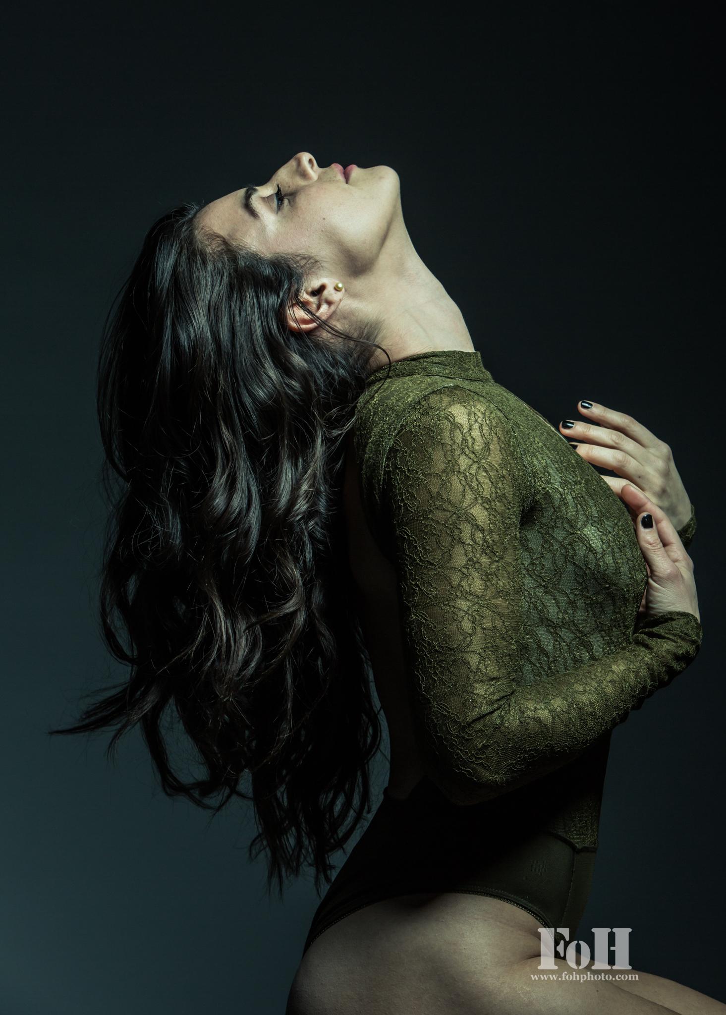 Sara Garcia - Photo by Bobby Singh/@fohphoto
