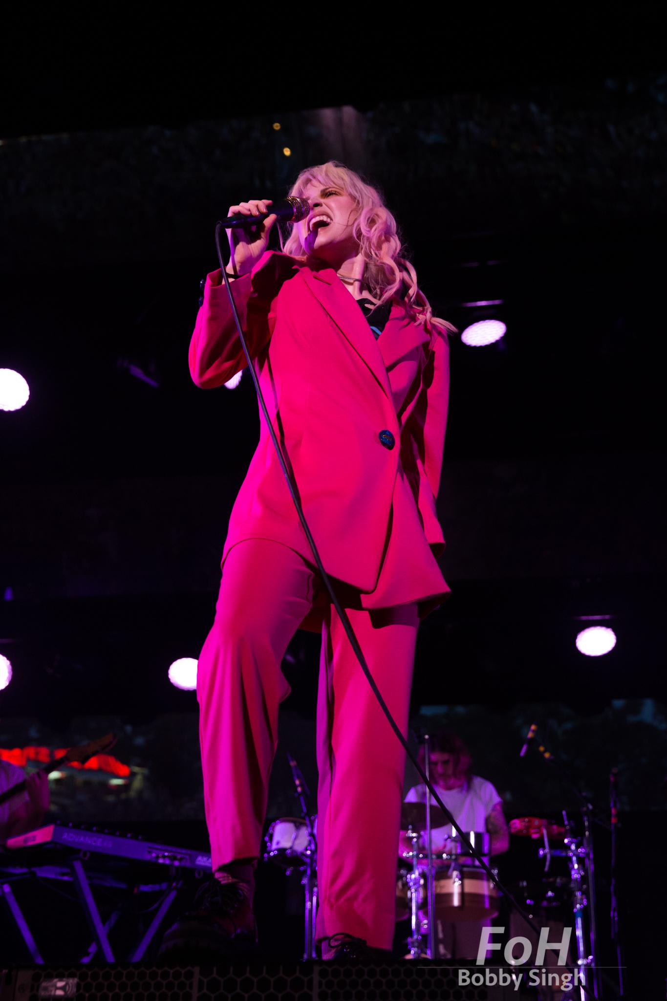 Paramore, Budweiser Stage, Toronto. Bobby Singh/@fohphoto