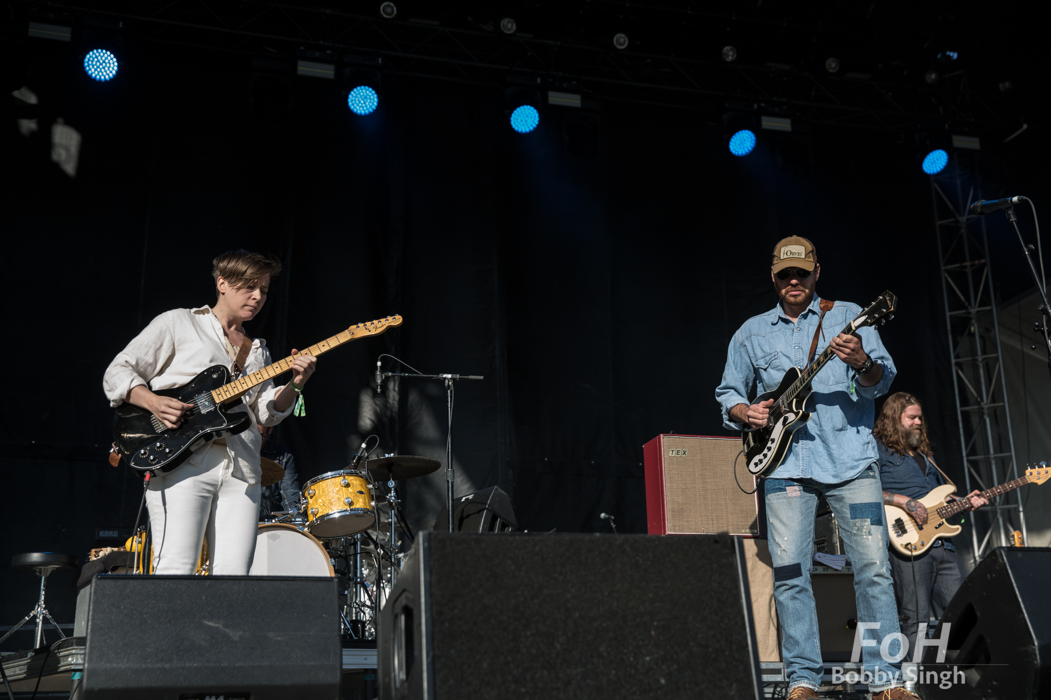 Bahamas performs at the 2018 Field Trip Music & Arts Festival in Toronto