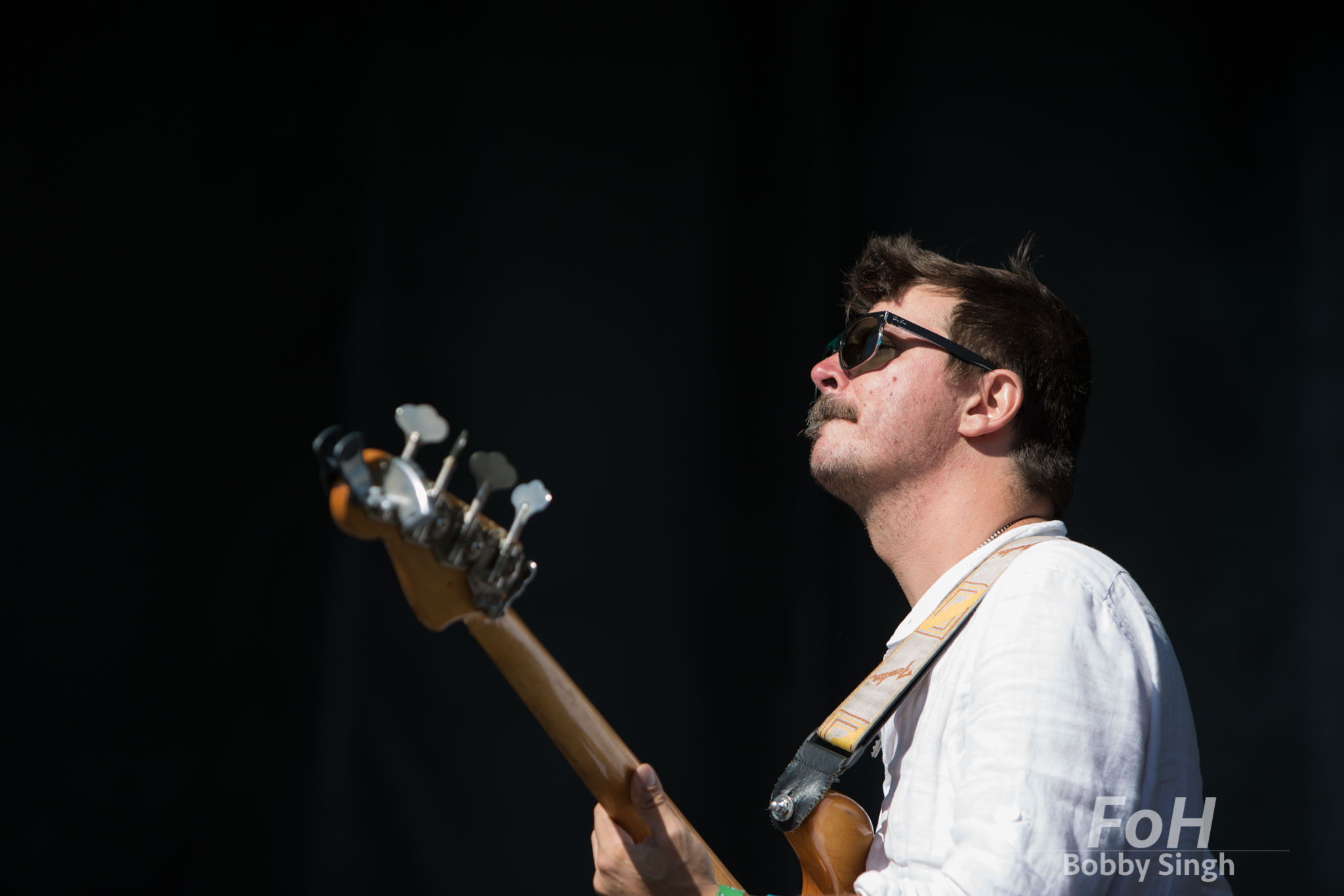 The Barr Brothers perform at the 2018 Field Trip Music & Arts Festival in Toronto