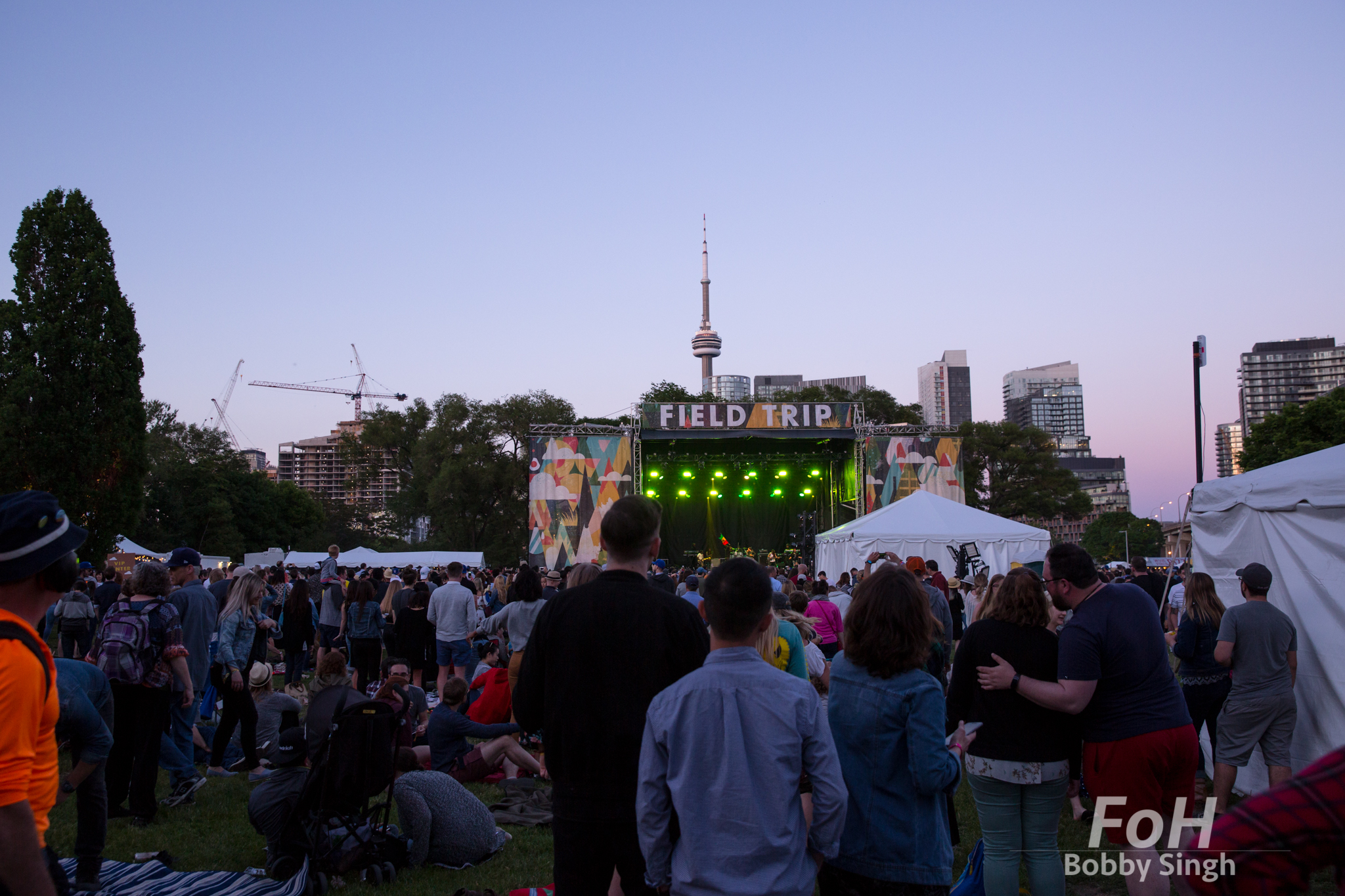 2018 Field Trip Music & Arts Festival in Toronto