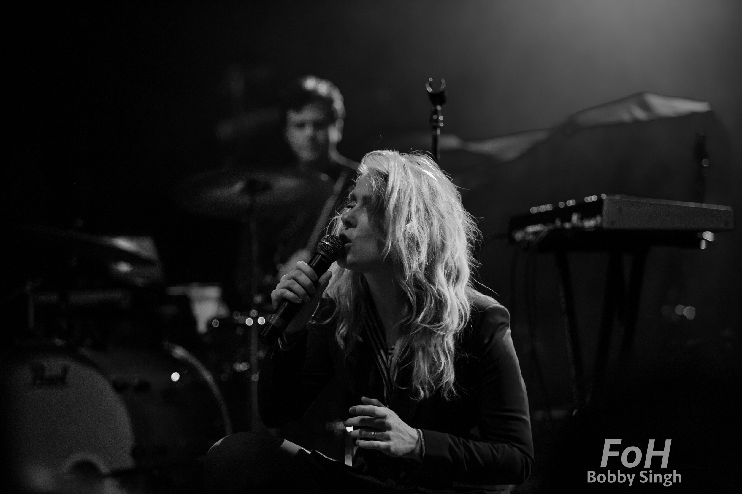 Ellevator. Danforth Music Hall. 10.18.2018. Bobby Singh/@fohphoto