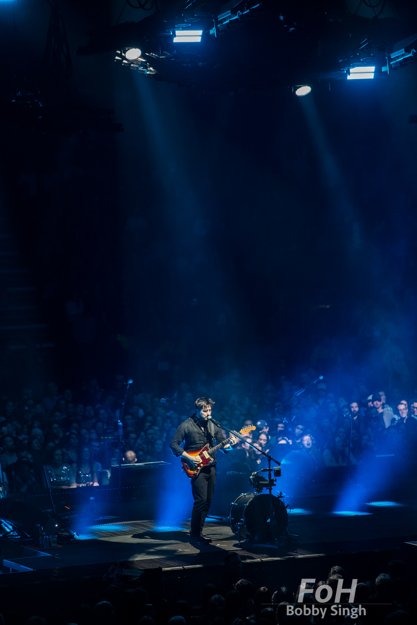 Mumford & Sons perform in Toronto. bobby Singh/@fohphoto
