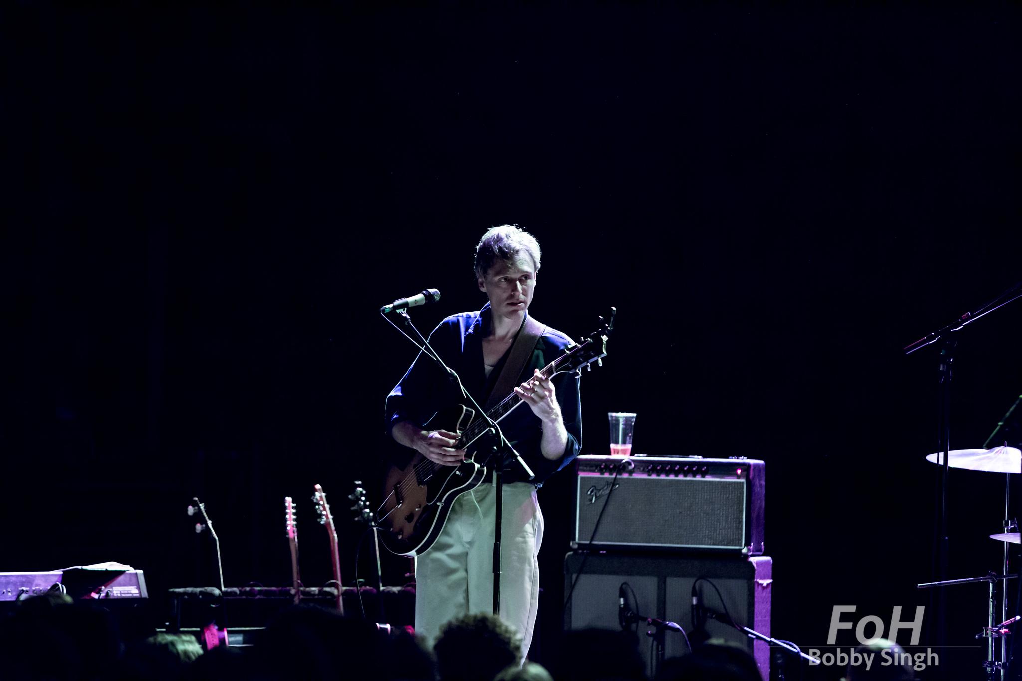 Joel Plaskett. Danforth Music Hall. Photo by Bobby Singh/ @fohphoto