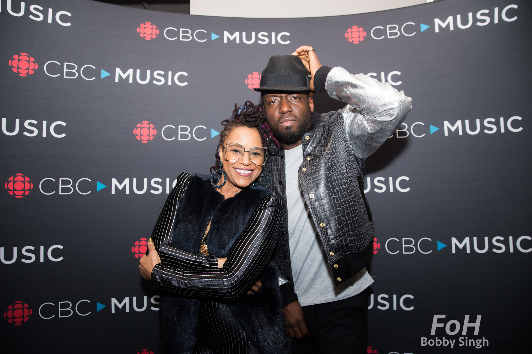 CBC Playlist Live - 2019 JUNOS edition. 03.17.2019. London, ON