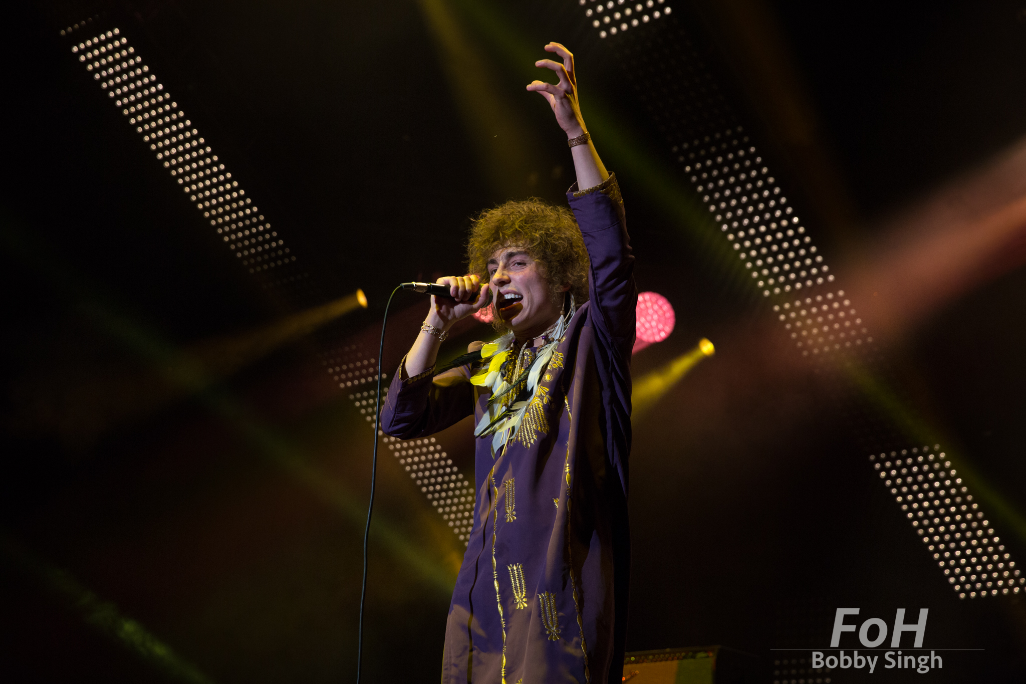 American rock band Greta Van Fleet perform at RBC Echo Beach in Toronto, CANADA