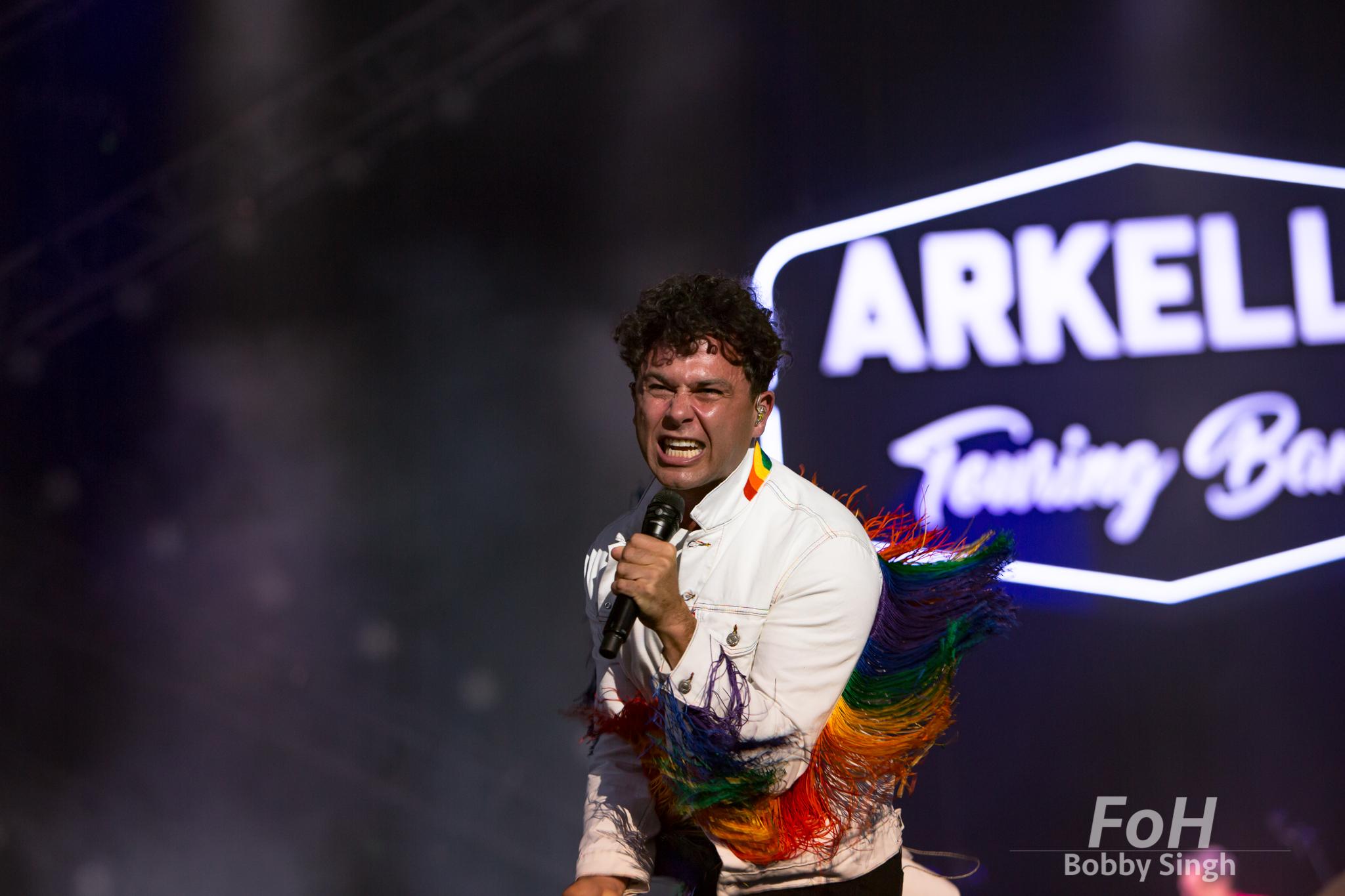 Arkells - Max Kerman