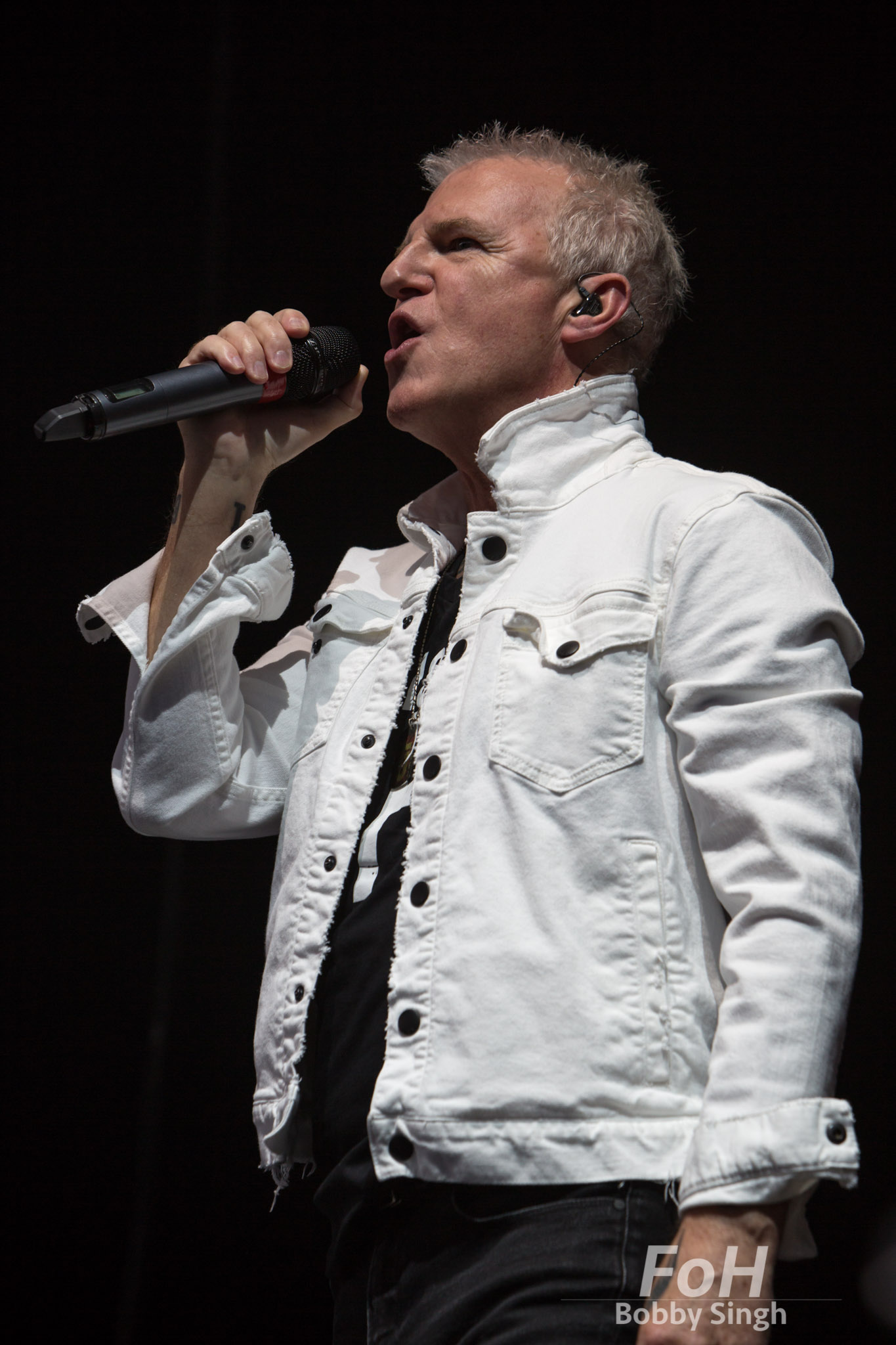 Glass Tiger - Alan Frew