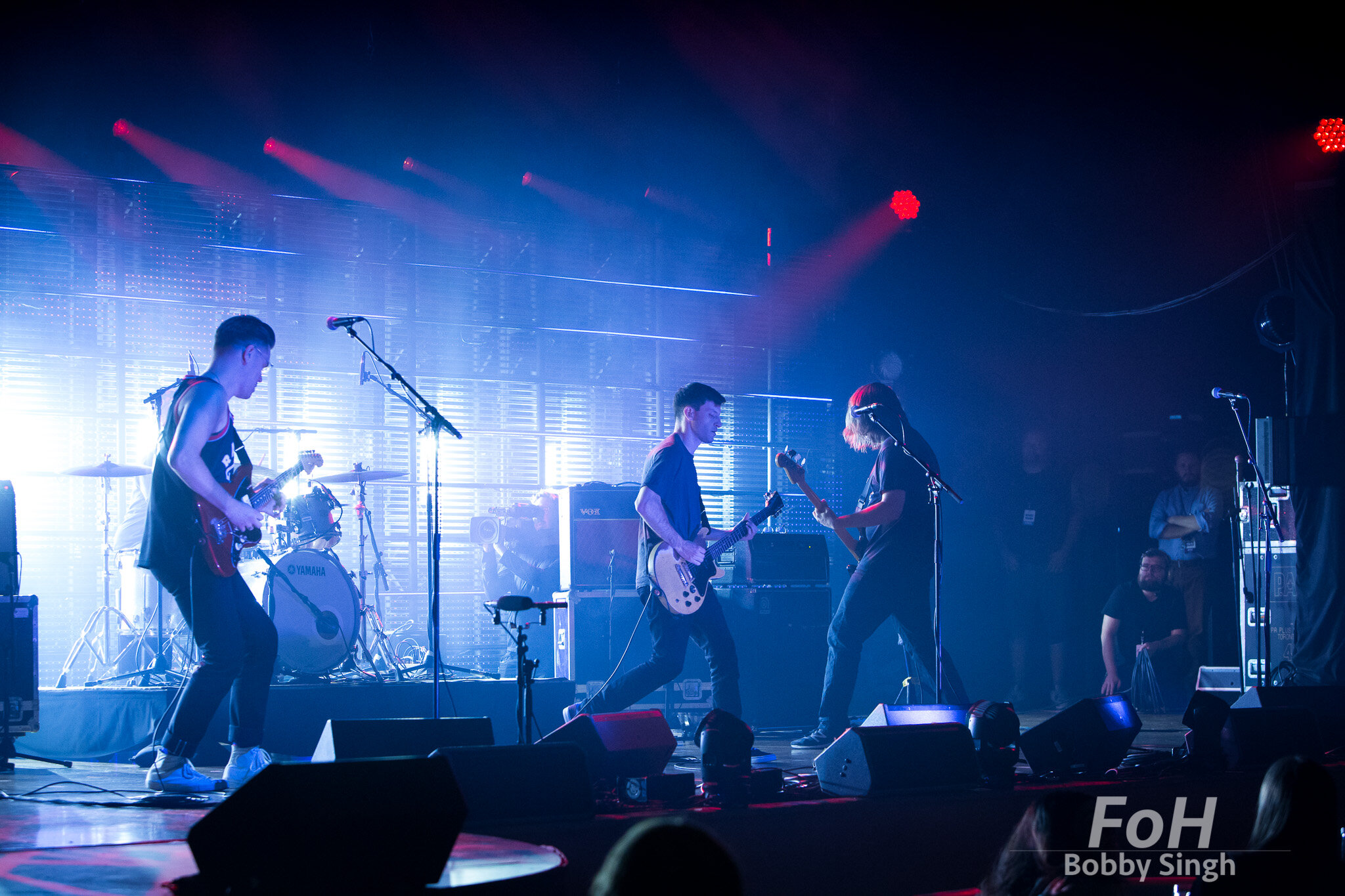 PUP performs at the 2019 Polaris Music Prize Gala