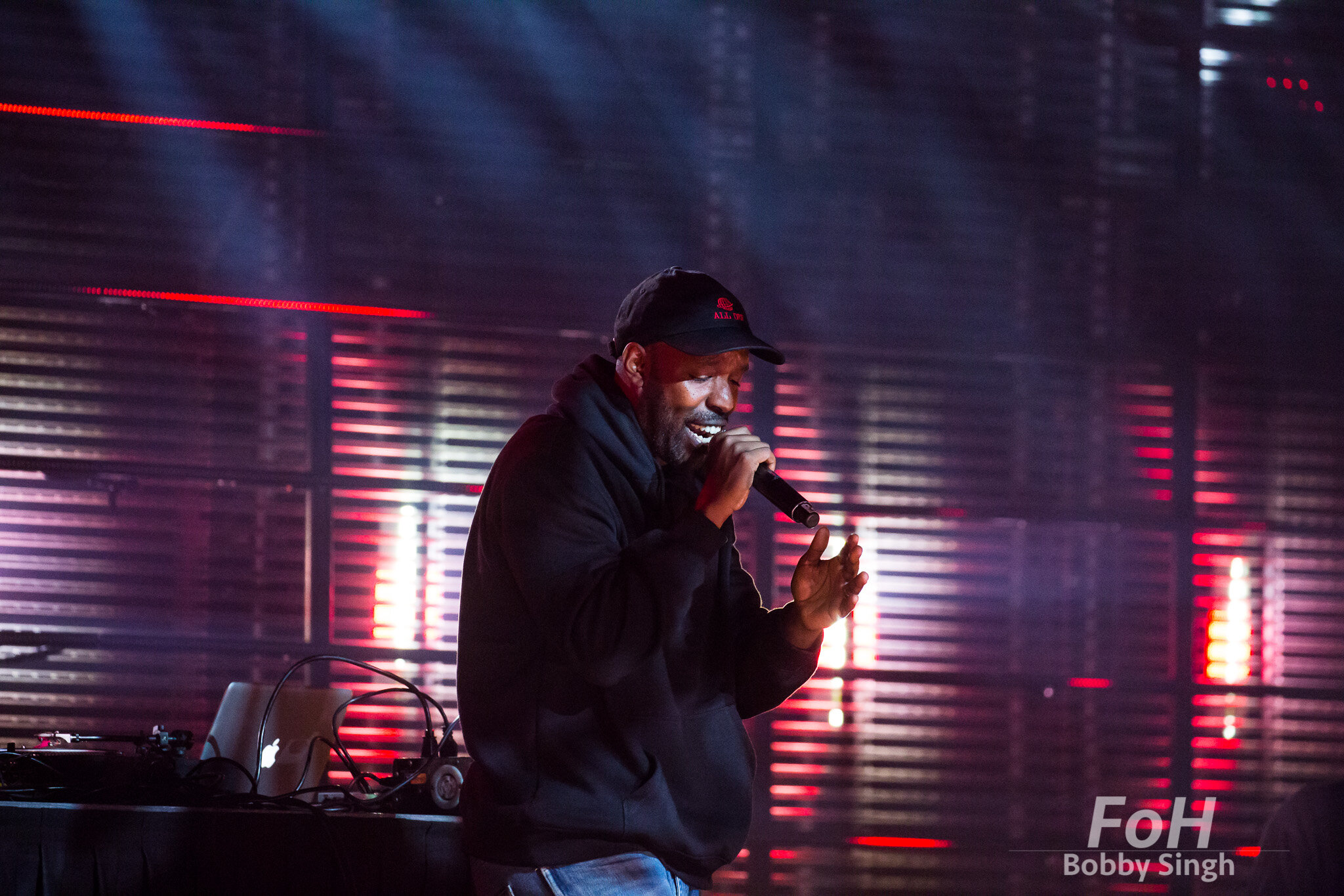 Shad performs at the 2019 Polaris Music Prize Gala
