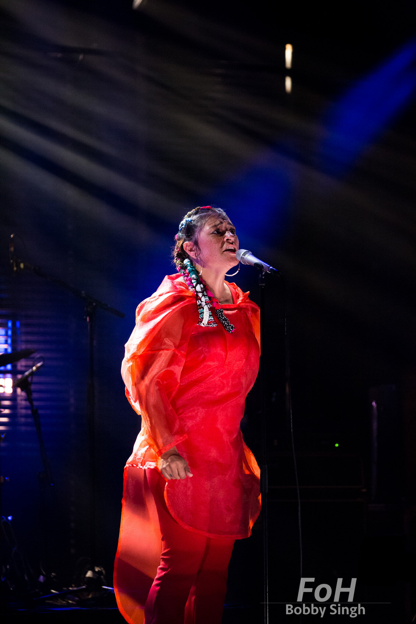 Elisapie performs at the 2019 Polaris Music Prize Gala