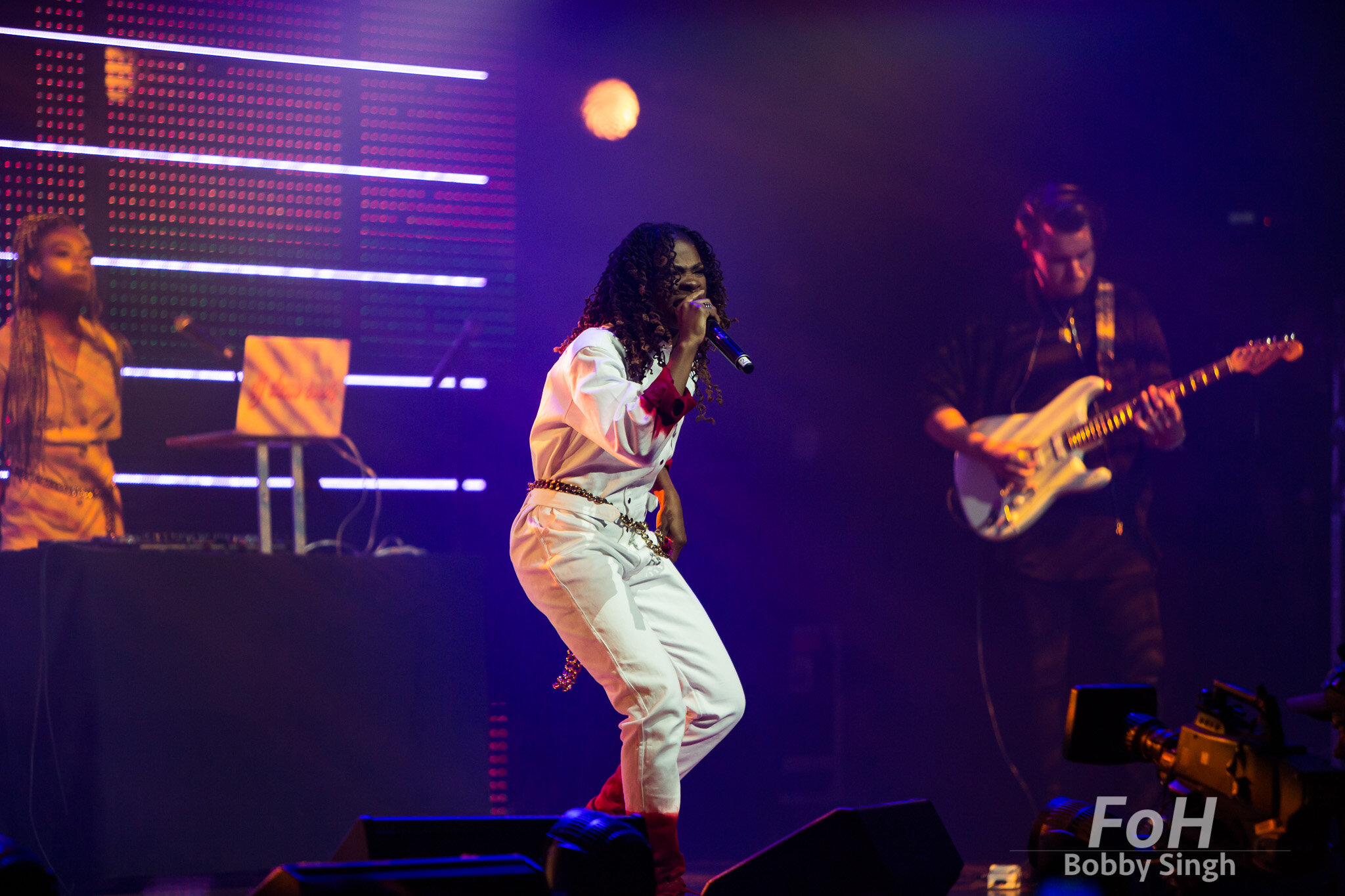 Haviah Mighty performs at the 2019 Polaris Music Prize Gala