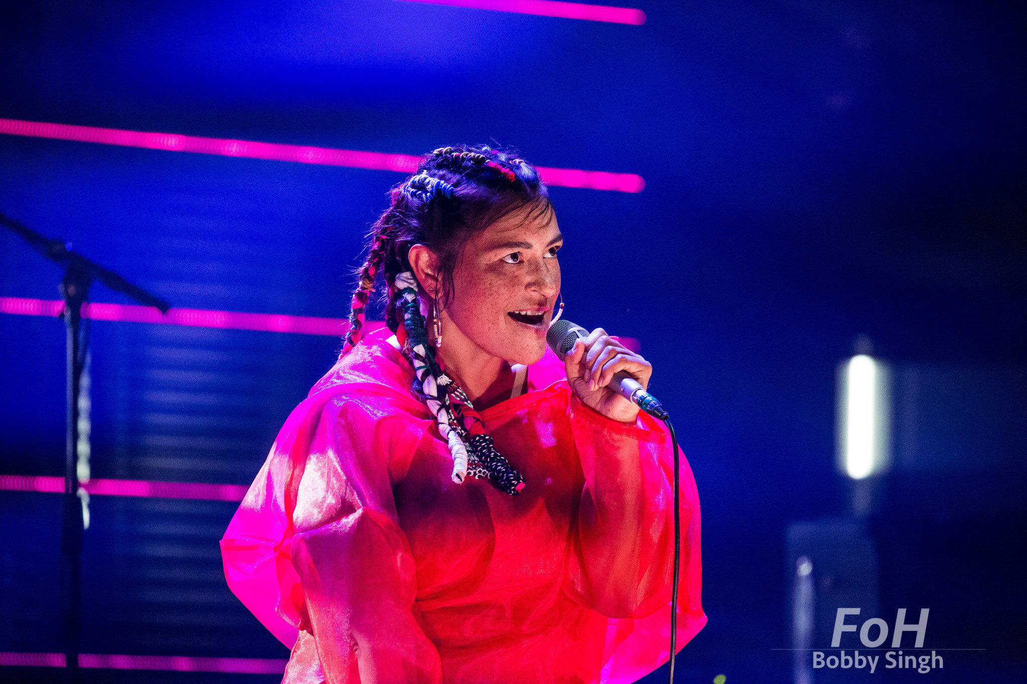 performs at the 2019 Polaris Music Prize Gala