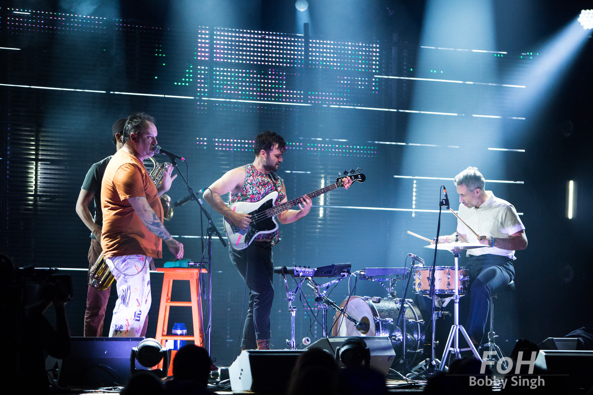 FET.NAT performs at the 2019 Polaris Music Prize Gala