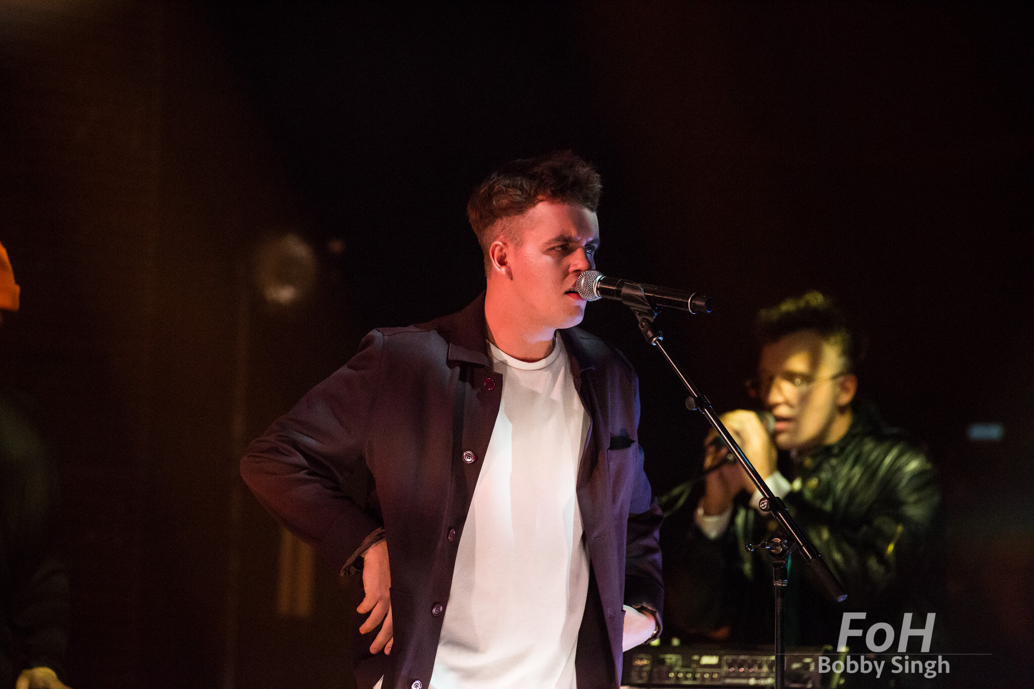 Les Louanges performs at the 2019 Polaris Music Prize Gala