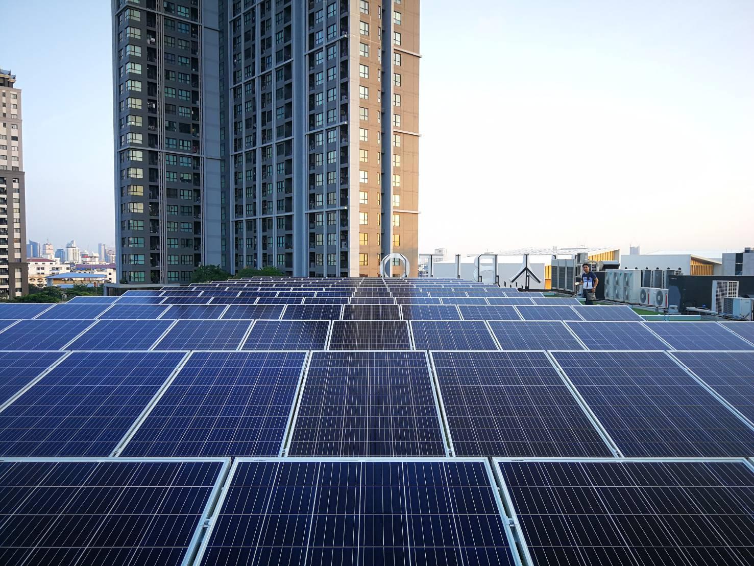 BCPG - Solar Panels
