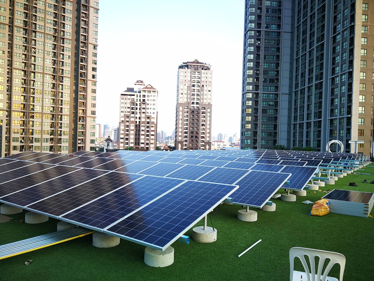 BCPG Bangkok - Solar Panels