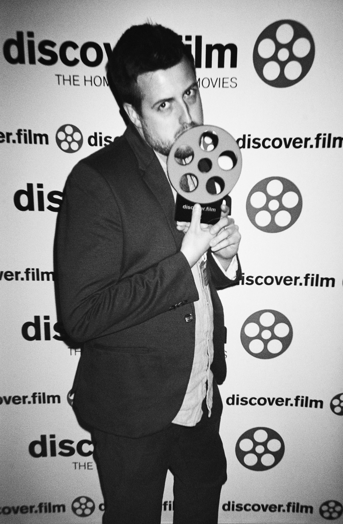 Director Jamie Maule-Ffinch - Our short film Morning After just won best UK comedy at Discover Film Festival!