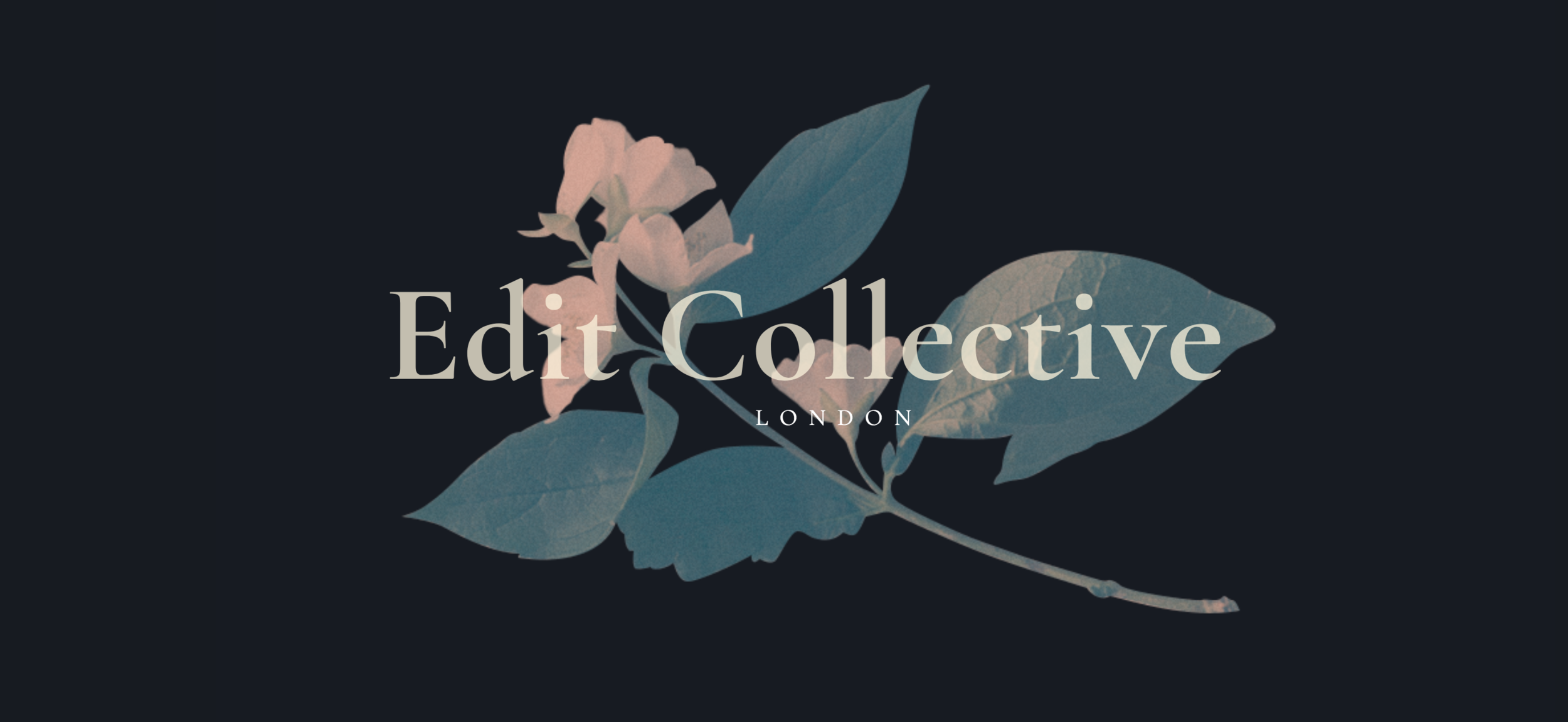 Kat Janes and Agathe Barbier, co-create Edit Collective. - Edit Collective is a new non-profit organisation, that brings together female, non-binary and trans editors in the industry.